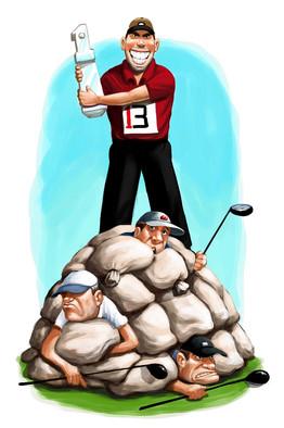 Golf sandbagging