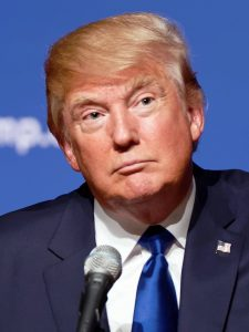 Donald Trump courtesy of Creative Commons