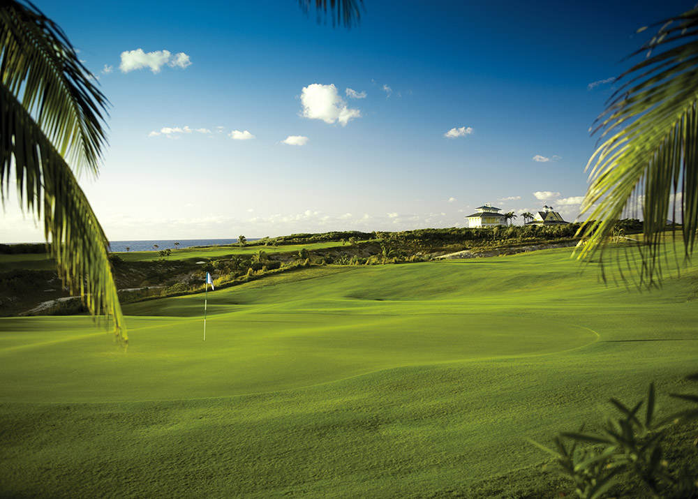 The Abaco Club 15th Green