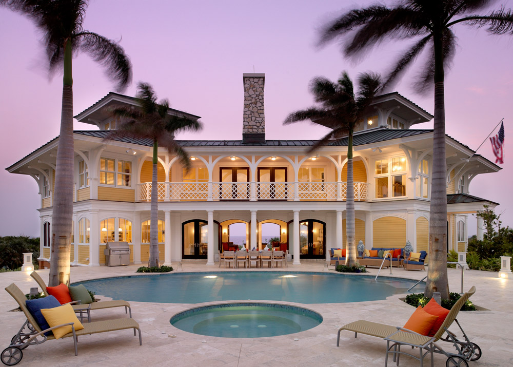 The Abaco Club, Estate Home