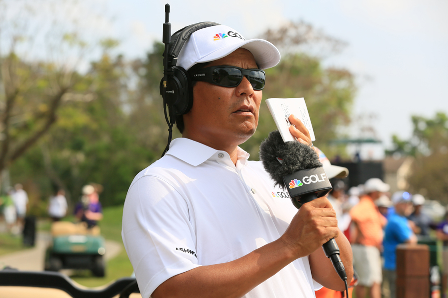 Arnold Palmer Invitational-- Season: 2015-- Pictured: Notah Begay- (Photo by: Jessica Danser/Golf Channel)