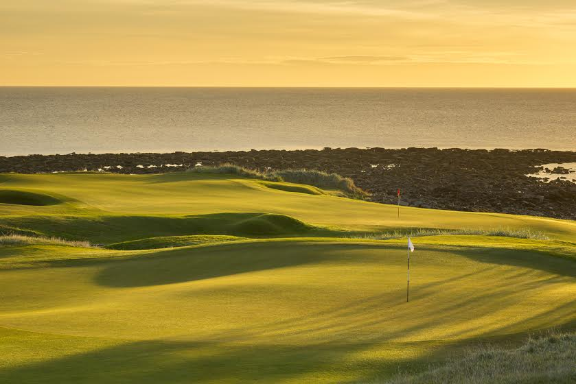 Kingsbarns Golf Links photo by Mark Alexander