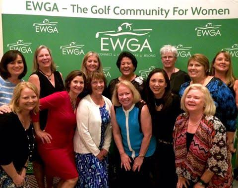 Group of Women at an EWGA Conference