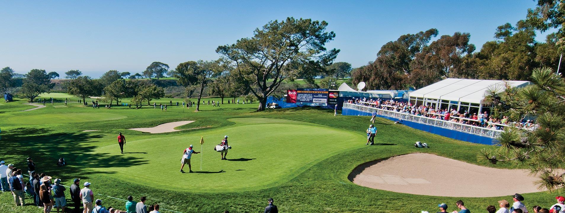 2017 farmers insurance open – golf content network