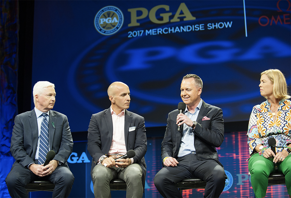 PGA Forum Stage presented by OMEGA