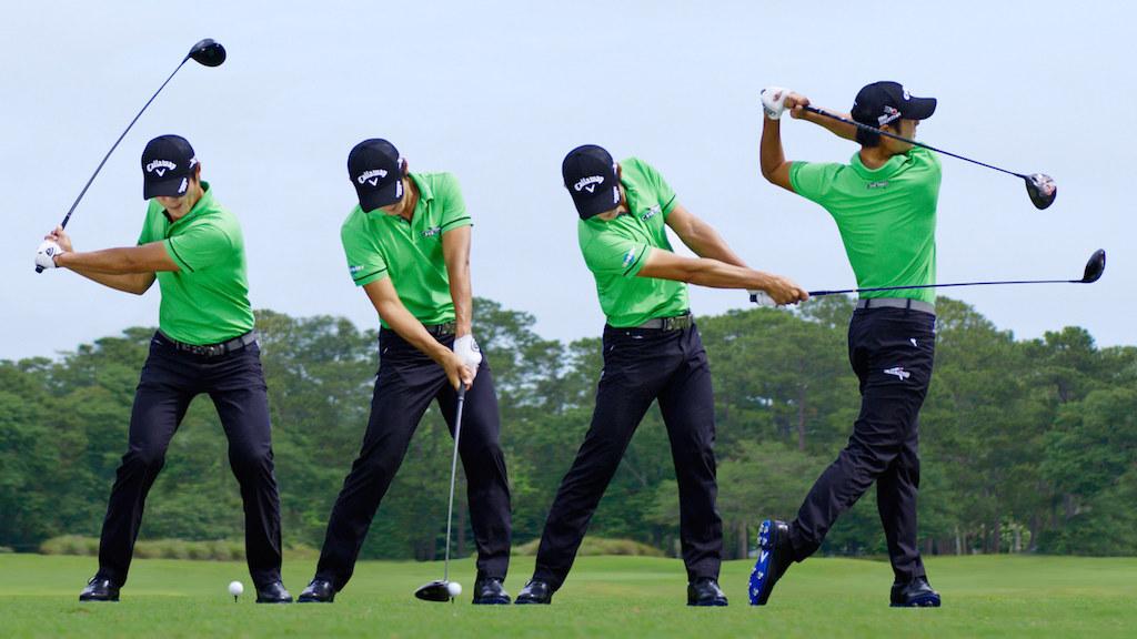 How to Perform Good golf Follow Through