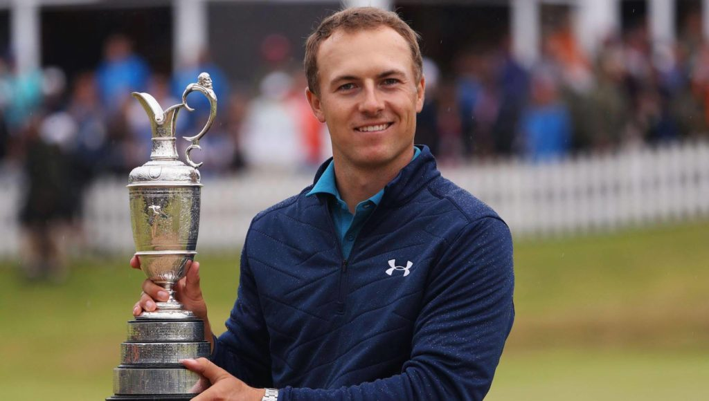 "2017 OPEN CHAMPIONSHIP — SPIETH ""FLIPS SWITCH"" — WINS BY THREE OVER KUCHAR"