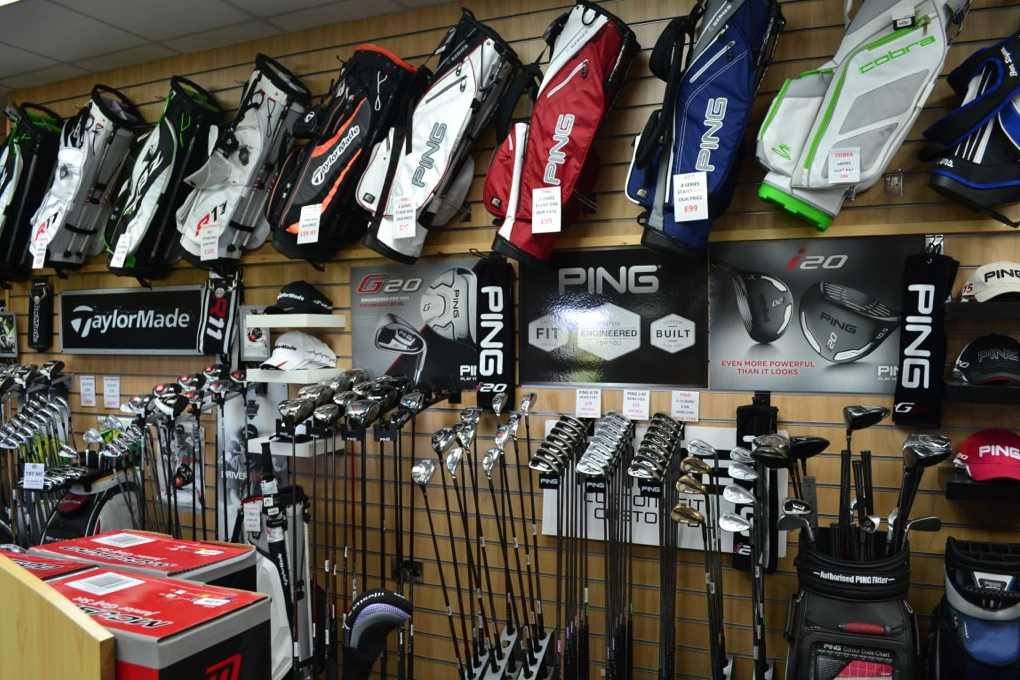 Five Types of People You See in a Golf Store