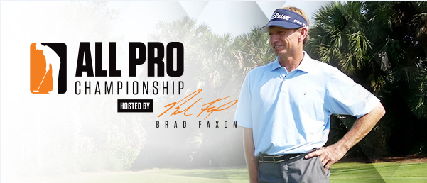 Brad Faxon to Host Major Series of Putting (MSOP) | All Pro Championship, Oct. 30-31