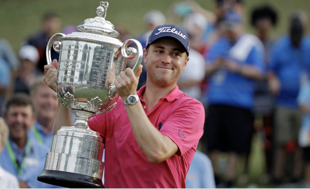 Who is the next Justin Thomas?