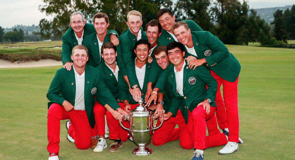 United States Reclaims Walker Cup in