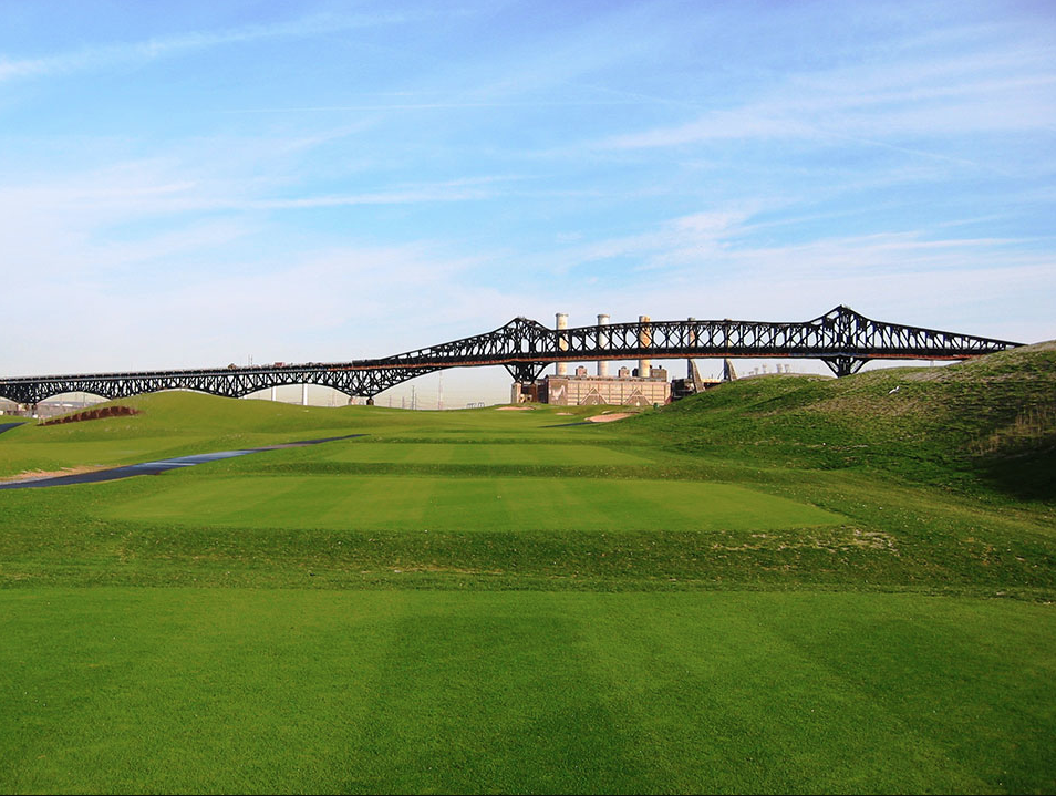 2017 Presidents Cup   Liberty National   Jersey City's Other Golf Course