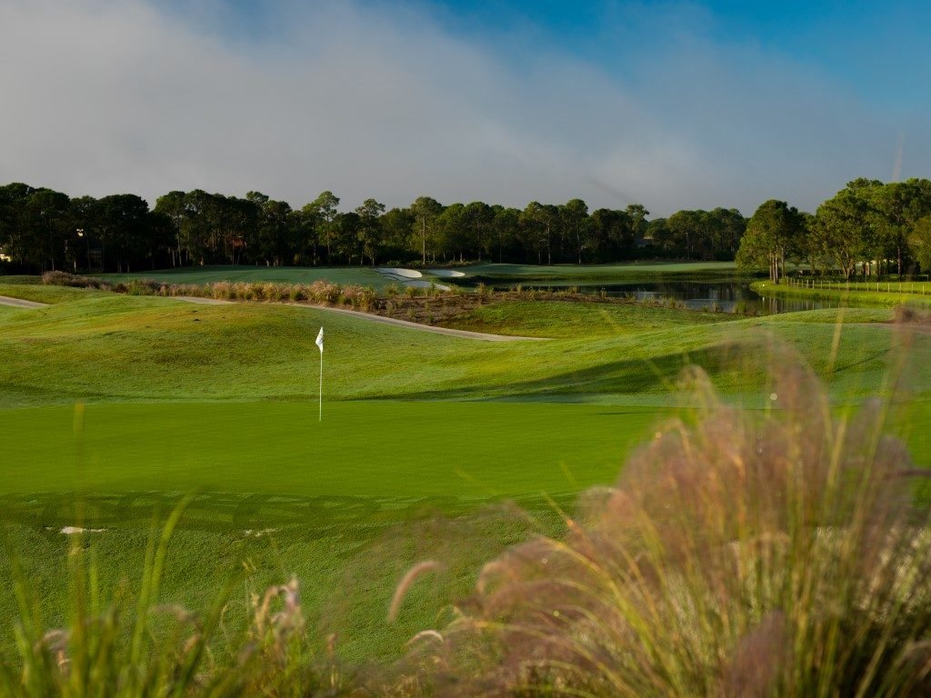Renovated Ryder Course Welcomes Golfers and New Year at PGA GC in Port St. Lucie, Florida