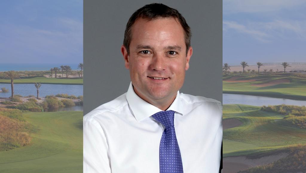 Ed Edwards | Group General Manager at Abu Dhabi and Saadiyat Beach Golf Club