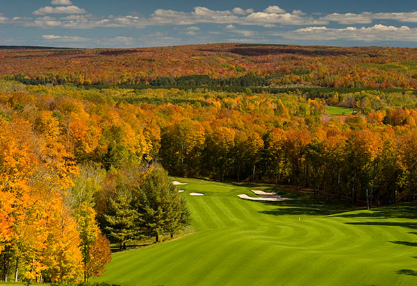 Ten Courses. Three Resorts. One Destination. BOYNE Golf