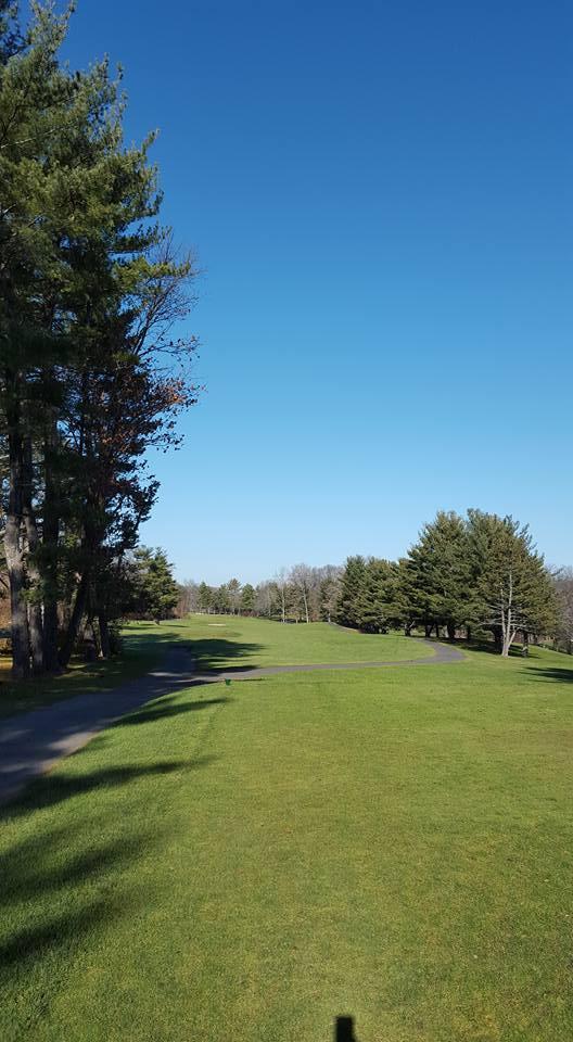 Griffith E. Harris Golf Course fairway