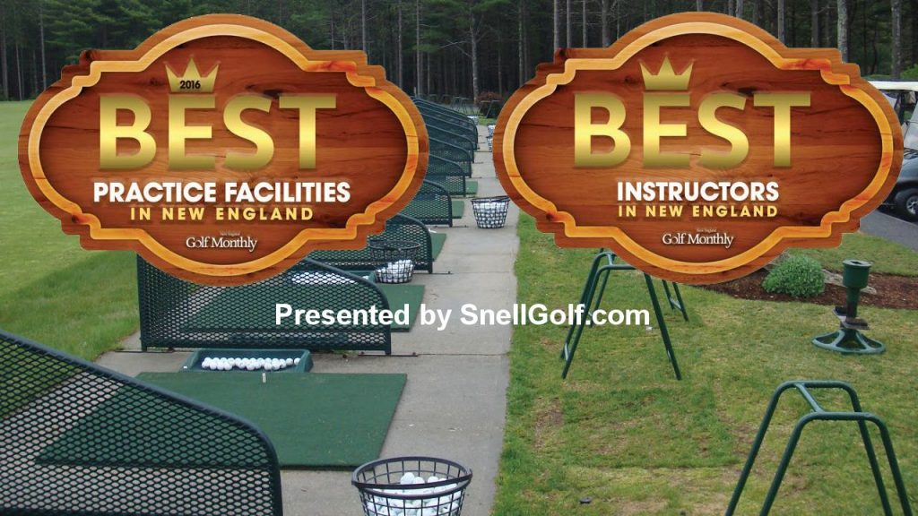 2016 Best Practice Facilities & Instructors in New England