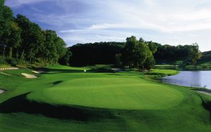 Photo courtesy of TravelersChampionship.com