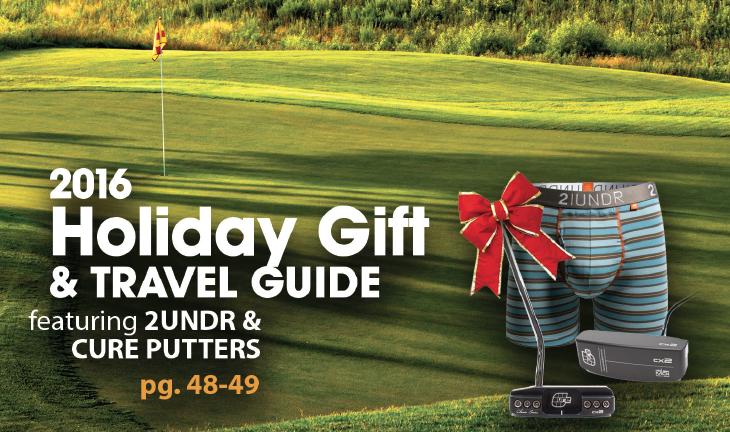 Golf Present Finder & Travel Destinations