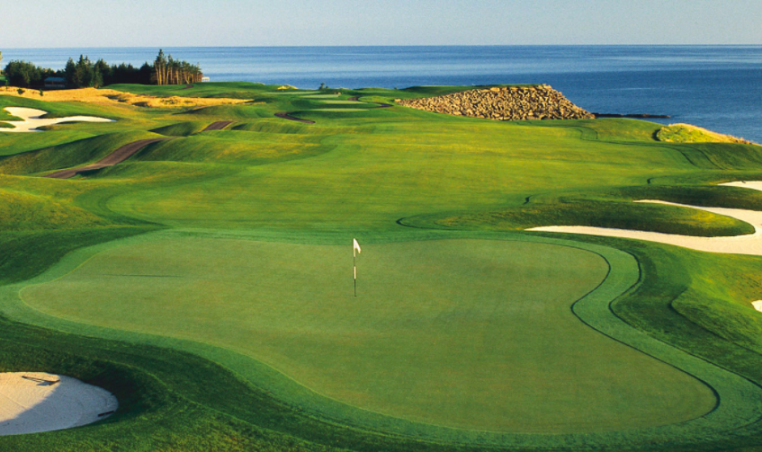 Golf Destinatons
