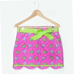 Turtles and tees Skort
