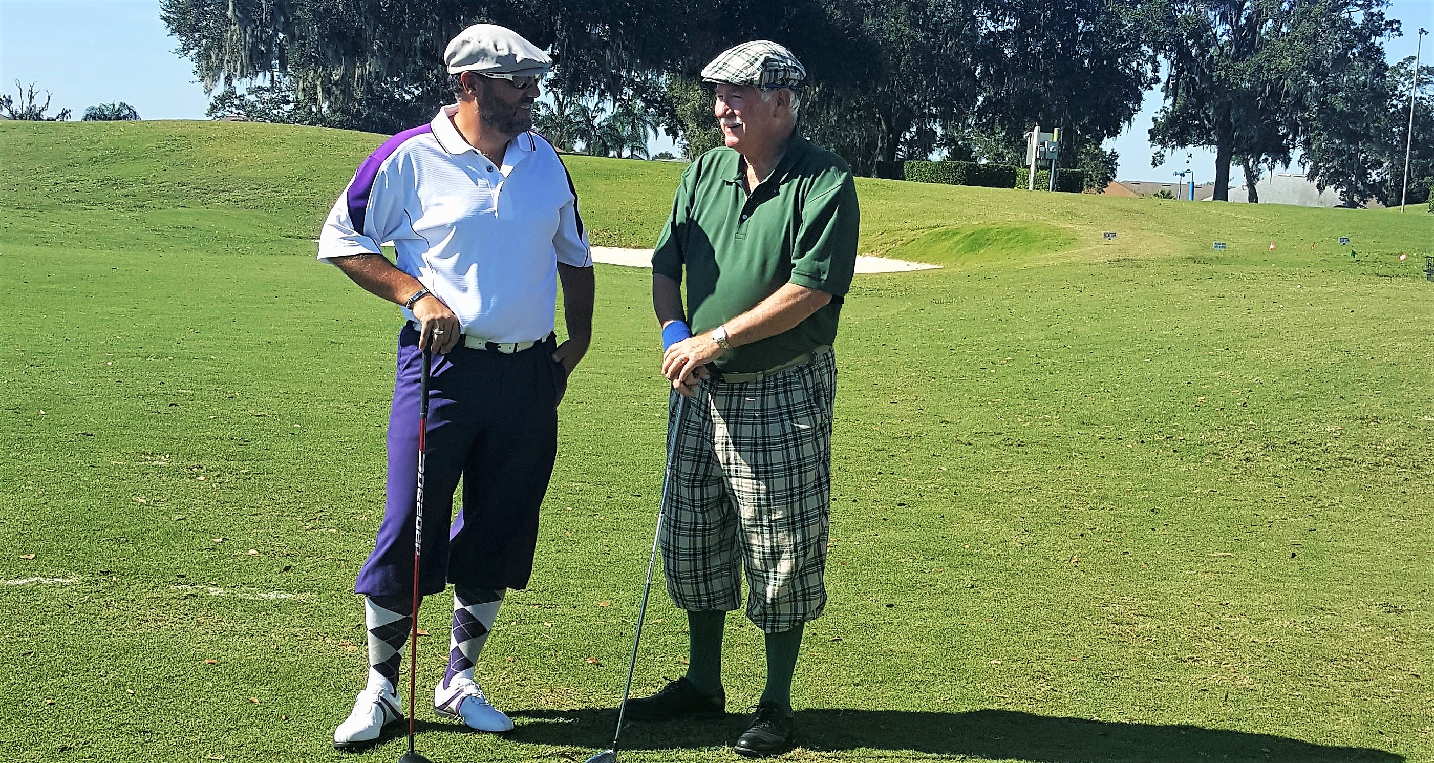 GolfKnickers.com Revive Kickers