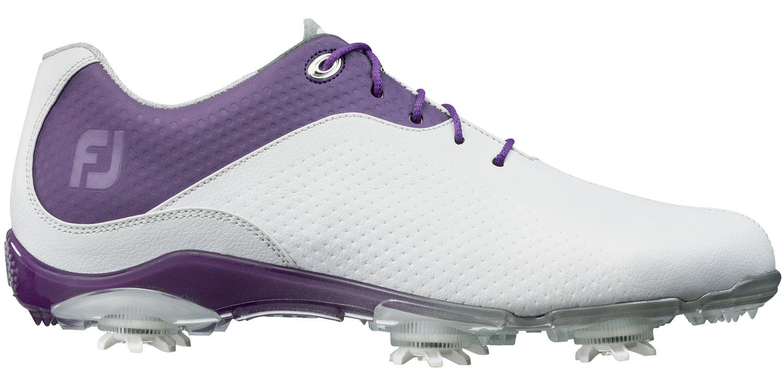 Purple Footjoy Golf Shoes