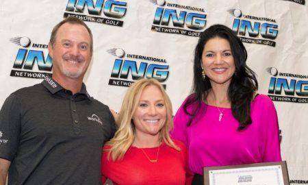 Elisa Gaudet Receives Industry Award