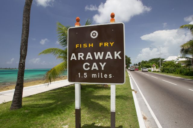 Nassau Arawak Cay