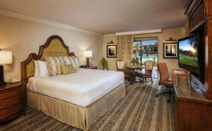 Scottsdale Resort King Pool Patio