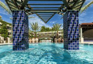 Scottsdale Resort McCormick Pool Bridge