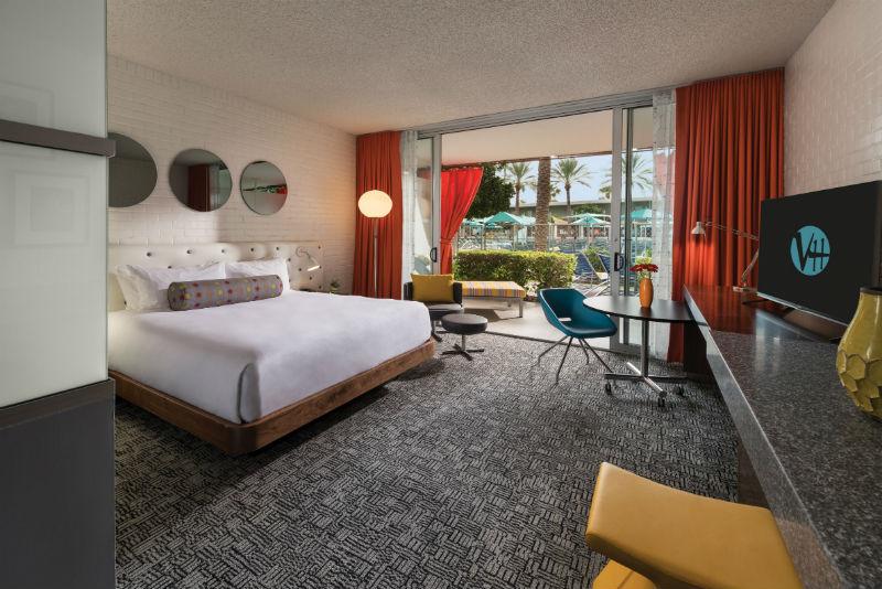 Hotel Valley Ho Cabana Guest Room