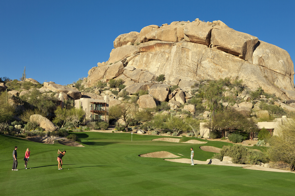 The Boulders Phoenix, Courtesy The Boulders Resort Spa