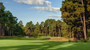 Pinehurst course No. 2, 6th hole