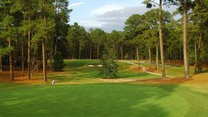 Pinehurst course No. 1, 4th hole