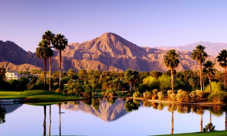IndianWells Golf Resort Reflection