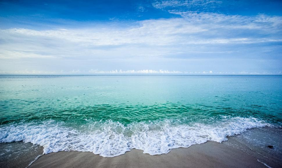 Colorful Beaches In Florida