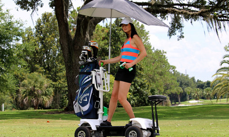 Golf Skate Caddy