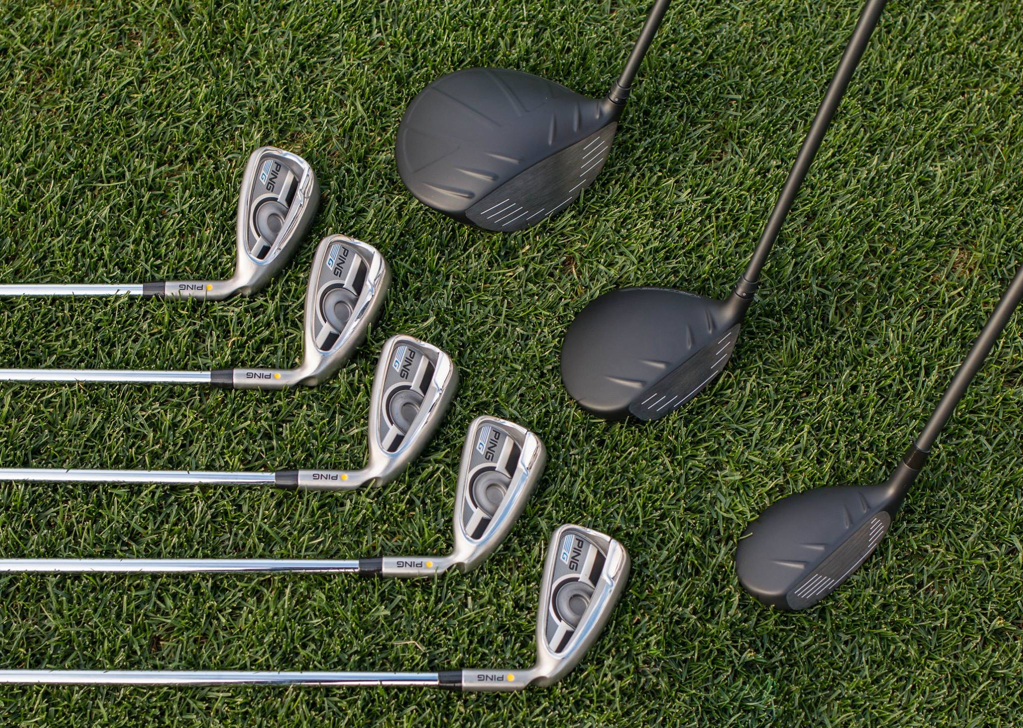 Ping g series drivers ping g series irons ping g series woods golf - Ping G Irons Hybrids Crossovers By Ed Travis Posted On March 1 2016