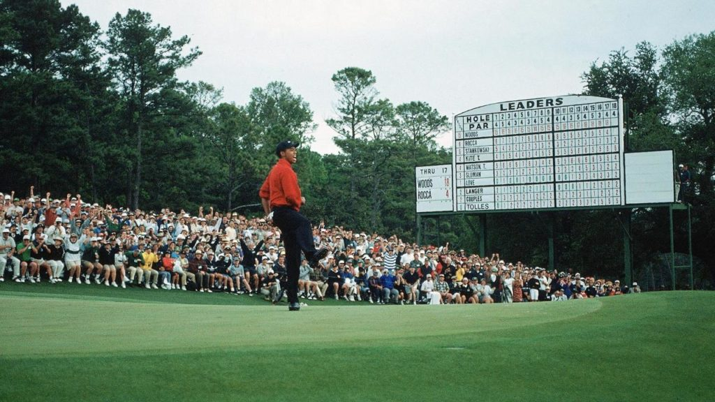 Looking Back – The 1997 Masters