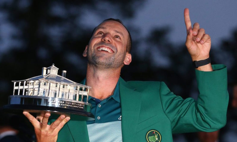 Who Will Be Sergio Garcia's Replacement For The Next Major?
