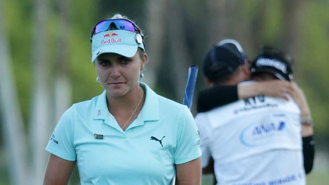 USGA & R&A Limit Video Review in Wake of Lexi Thompson Controversy