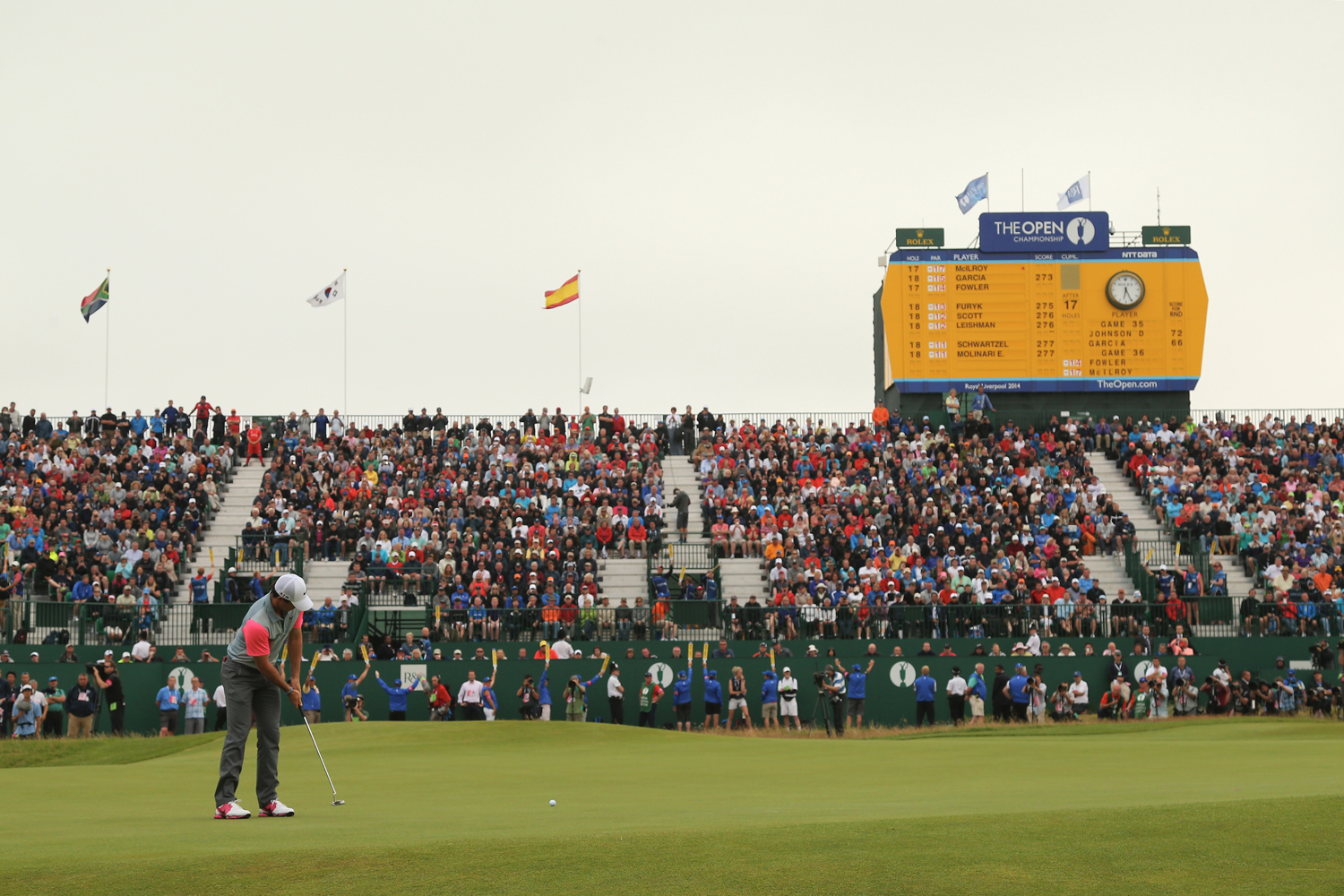 Rory Open