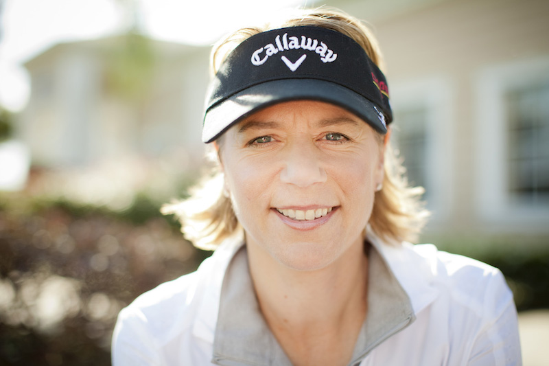 Annika Sorenstam Gives us an Insight into Women's Golf ...