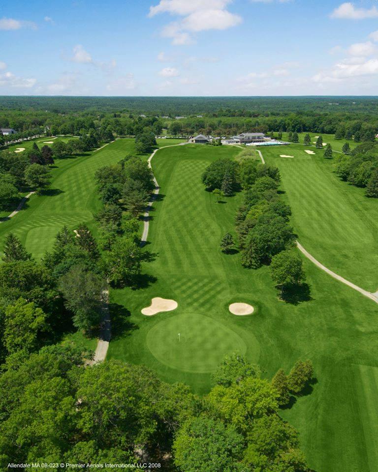 Dartmouth golf club wedding