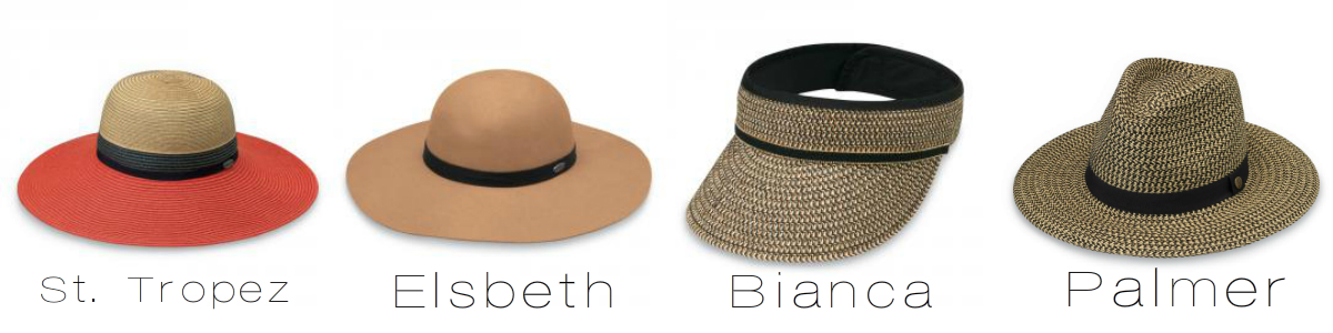 2b61e4c4885 Could be the St. Tropez. Or dying to impress the clubby swells  Try the  Bianca. Then there s the packable