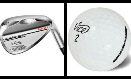 golf balls & wedges