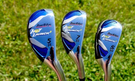 New Hot Launch 2 Iron-­Woods