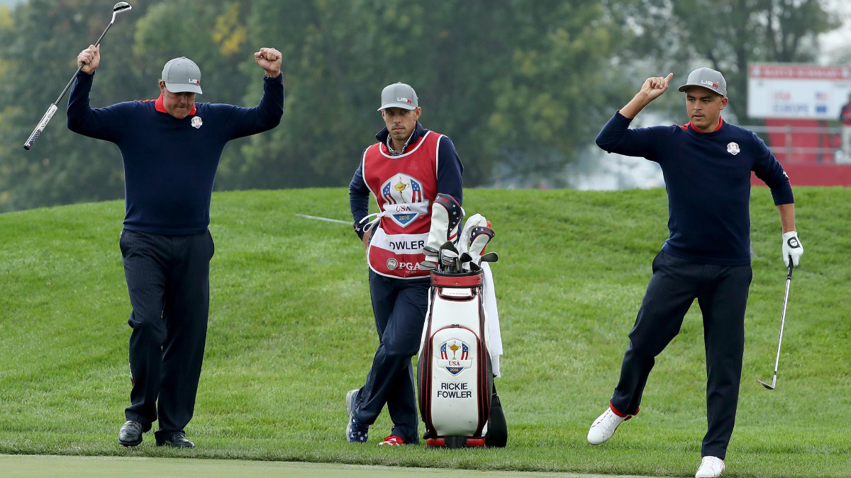 Ryder Cup MVPs