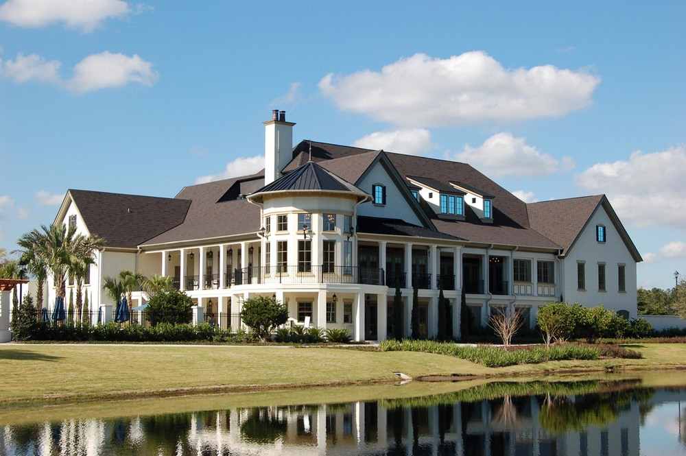 Clubhouse at Amelia National Golf Course
